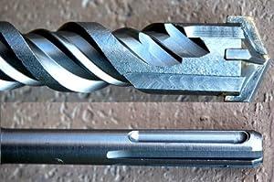SDS MAX Quadro X Hammerbohrer 45 x 1200 mm für Bohrhammer  BaumarktÜberprüfung und weitere Informationen
