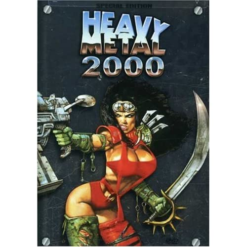 Heavy Metal And Heavy Metal 2000 [XviD DVDRip] [h33t] [sYphYn] preview 1