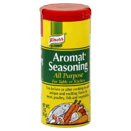 Knorr Aromat All Purpose Seasoning, 3-Ounce Canister (Pack of 12)