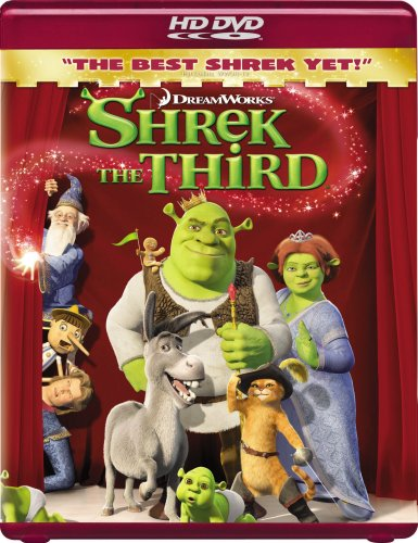 Shrek the Third / Шрек Третий (2007)