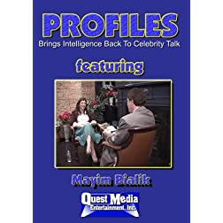 PROFILES Featuring Mayim Bialik