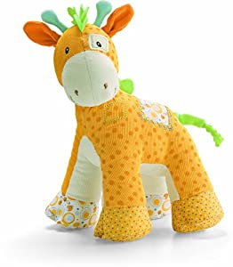 Gund Baby Hopscotch Giraffe, Yellow