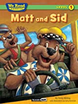 Matt and Sid (We Read Phonics - Level 1 (Quality))