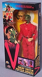 """V"" The TV Series Enemy Visitor Action Figure"