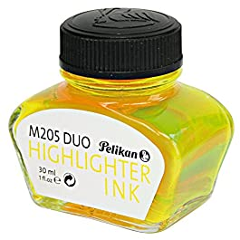 Pelikan bouteille d'encre surligneur jaune 30ml