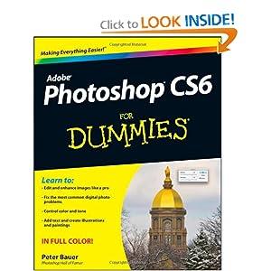 Photoshop CS6 For Dummies - Peter Bauer