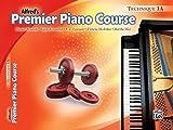 Premier Piano Course Technique, Book 1A (Premier Piano Course)