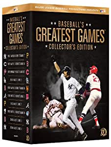 Baseballs Greatest Games