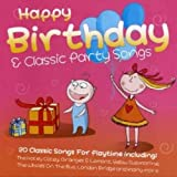 Rhymes 'n' Rhythm Happy Birthday and Classic Party Songs