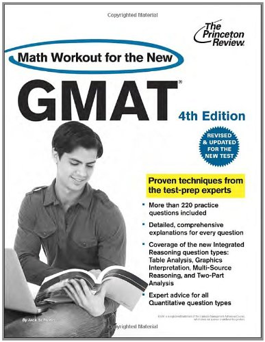 Math Workout for the New GMAT, 4th Edition (Math Drill Express compare prices)
