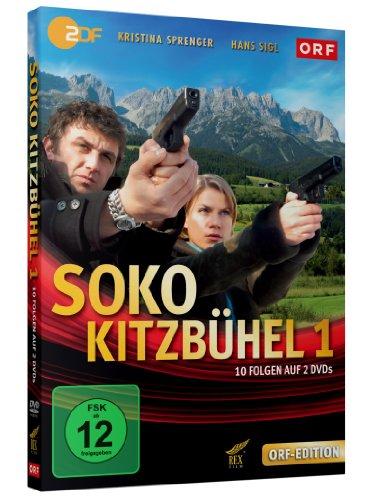 SOKO Kitzbühel Folge 1- 10 [2 DVDs] hier kaufen
