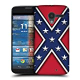 Head Case Rebel Flag Redneck Pride Snap-on Back Case Cover For Motorola Moto X