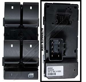 Amazon.com: APDTY 100000 Power Window Switch Master 5