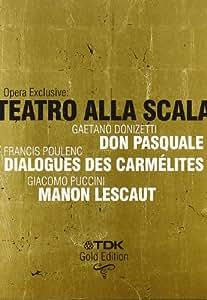 Opera Exclusive: Teatro alla Scala [Import]