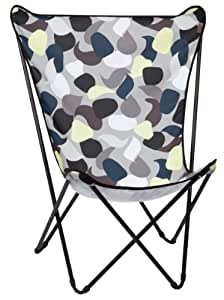 Lafuma collapsible chair maxi pop up with airlon cover for Decoration list mhw