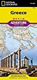 Greece (national Geographic Adventure Map)