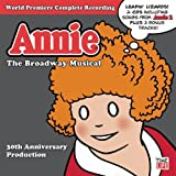 Annie: The Broadway Musical 30th Anniversary Production Various Artists