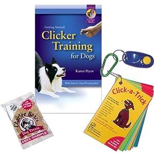Karen Pryor, Getting Started: Clicker Training for Dogs Kit