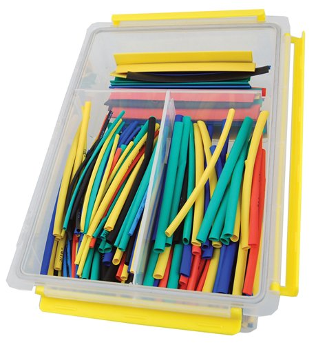 ATD Tools 393 Heat Shrink Tube Assortment