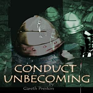 Sontaran: Conduct Unbecoming | [Gareth Preston]