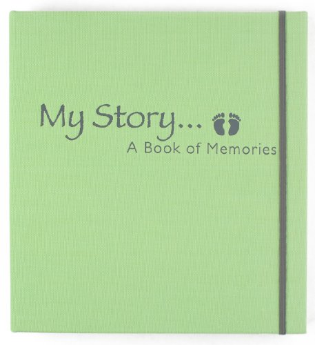 Glow Baby My Story A Book of Memories, Green