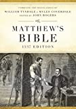 img - for Matthew's Bible-OE-1537 (Hendrickson Bibles) book / textbook / text book