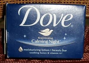 Dove Regenerating Calming Night Beauty Bar Soap 4.25oz Discontinued
