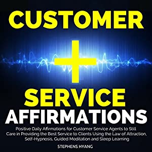 Customer Service Affirmations Speech