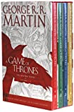 A Game of Thrones: The Graphic Novels Volumes 1-4 (Boxed Set Edition)