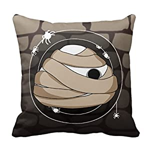 """Yecz Custom Zippered Pillow Cushion Case Throw Pillow Covers 18""""x18"""" from buoluo"""