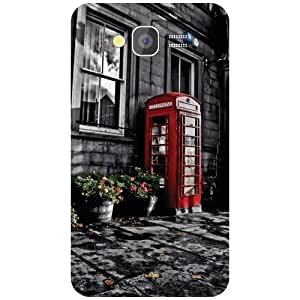 Samsung Galaxy Grand 2 - Road Side Phone Cover
