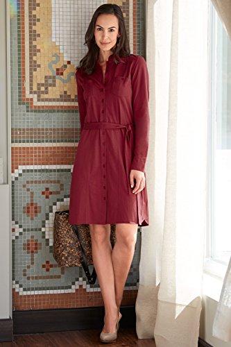 Fair Indigo Organic Fair Trade Shirt Dress