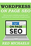 Set up your website the right way  WHAT YOU'LL GET:  Setup your seo optimized wordpress website like a pro ...in 60 minutes or less   Inside you'l learn:  - The step by step process - how to create a wordpress site from scratch  - The exact plug ins...