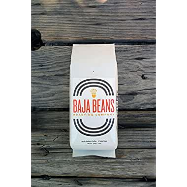 Baja Beans Coffee, Baja Midnight, Whole Beans
