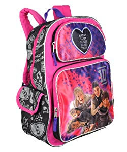 """One Direction """"Glitter Doodles"""" Backpack from One Direction"""