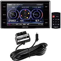 【Amazon.co.jp限定】コムテック(COMTEC)超高感度GPSレーダー探知機 ZERO73V & OBD2-R2セット ZERO 73VR