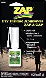 Guide NEW Zap-A-Gap Brush On Fishing Glue