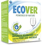 Ecover Automatic Dishwashing Tablets, 17.6-Ounce Box (Pack of 6)