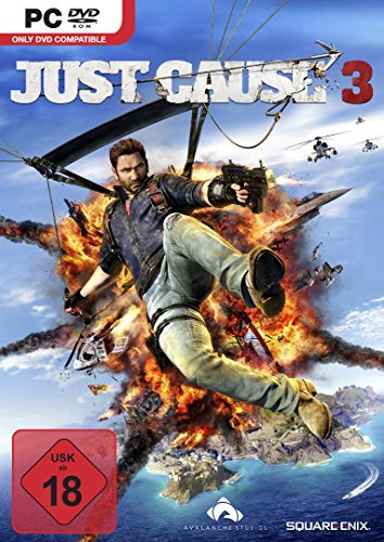 Just Cause 3 [German Version]