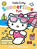 img - for Hello Kitty Summertime Fun: Mix n' Match book / textbook / text book