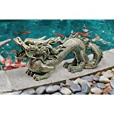 Design Toscano Asian Dragon of the Great Wall Statue