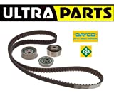 Timing Belt Kit - Ford Fiesta Mark 4 Zetec Inj - 1.2 16v - 1995-2/1997 - With Plain Tensioner