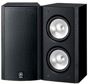 Yamaha ns b310bl full range acoustic suspension bookshelf for Yamaha speakers price