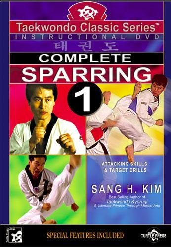 Complete Taekwondo Sparring Volume 1 (Drill Slow Speed compare prices)