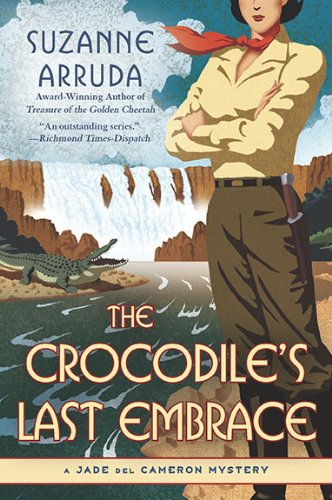 Image of The Crocodile's Last Embrace: A Jade del Cameron Mystery