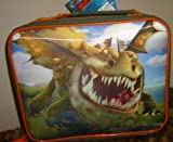 How to Train Your Dragon, Gronckle 3-D Lunch Box.