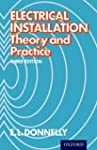 Electrical Installation - Theory and...
