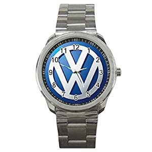 Product Details Volkswagen Logo Car 9WLGO919 Men's Wristwatches Stainless Steel