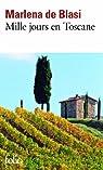 Mille jours en Toscane par Blasi