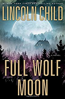 Book Cover: Full Wolf Moon
